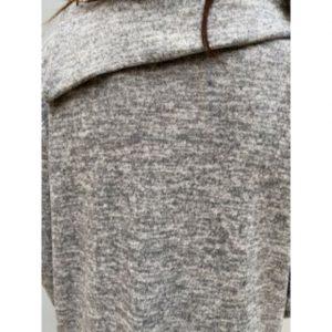 Cross Knit Stone melange