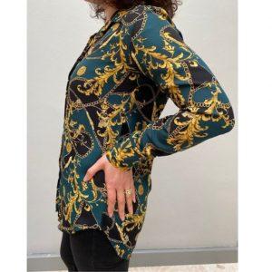Jade Valentino print Shirt