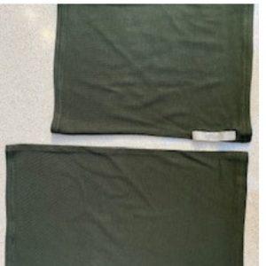 Adult Buff Military Green