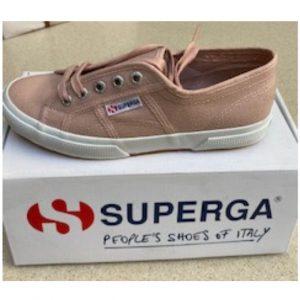 Superga Pink Smoke sneaker