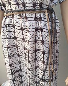 Belts Beige & Charcoal