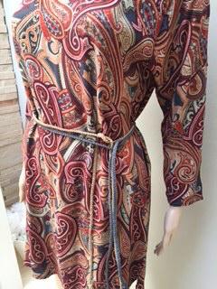 Belts – Beige & Charcoal on Tunic